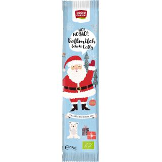 Lolly Nikolaus Vollmilch  15g