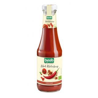 Hot Ketchup  500ml