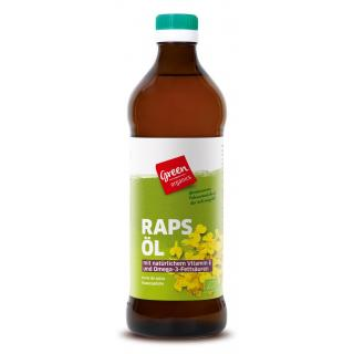 GREEN Rapsöl  500ml