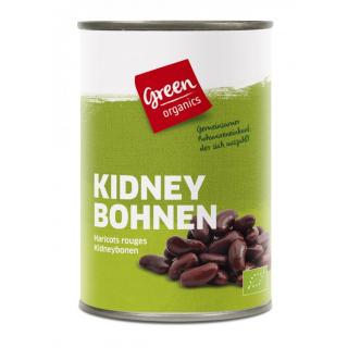 GREEN Kidneybohnen  400g ATG 240g