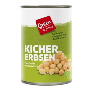 GREEN Kichererbsen  Dose 400g