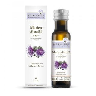 Mariendistelöl, nativ  100ml